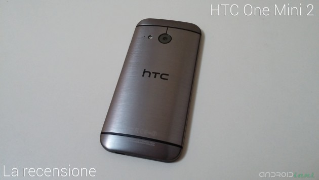 HTC One Mini 2: la recensione