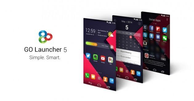 [App Spotlight] GO Launcher EX 5.0 arriva sul Google Play Store: gratis fino a mezzanotte