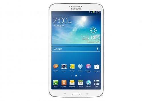 Samsung Galaxy Tab 3 8.0 Wi-Fi riceve ufficialmente Android 4.4.2