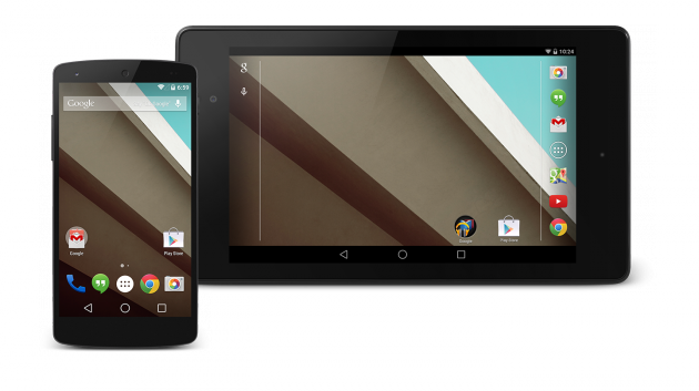 [I/O 2014] Tutte le novità di Android L Developer Preview
