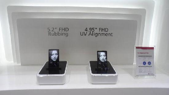 LG al lavoro su nuovi display per smartphone: meno consumi e più qualità