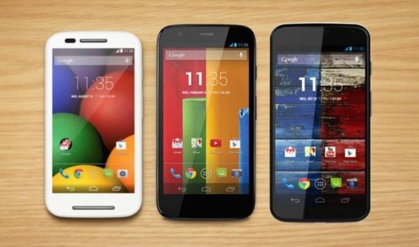 Motorola vende oltre 1 milione di smartphone in India in 5 mesi