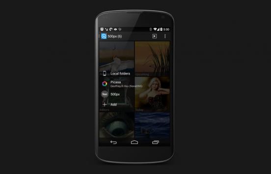 [App Spotlight] QuickPic Beta si aggiorna e migliora l'integrazione con i servizi cloud