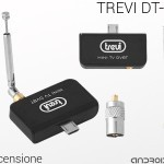 Trevi DT-325, la recensione del sintonizzatore TV per smartphone e tablet