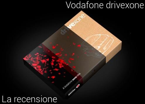 Vodafone Drivexone: la recensione
