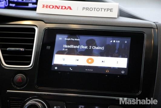 Android Auto: LG è la prima azienda a collaborare
