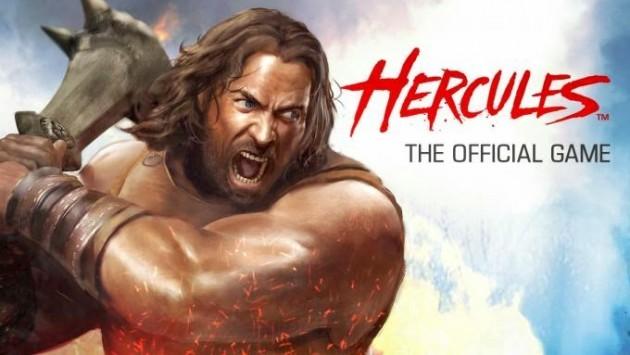 Il videogame ufficiale di Hercules disponibile anche per Android