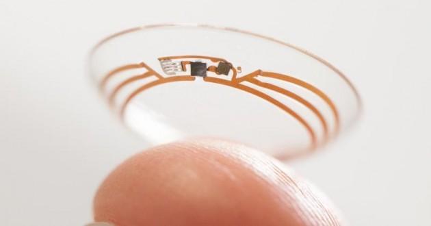 Google e Novartis, collaborazione per le lenti a contatto smart