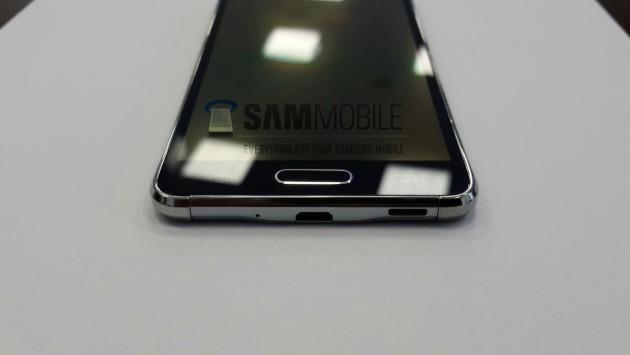 Samsung Galaxy Alpha immortalato in nuove immagini