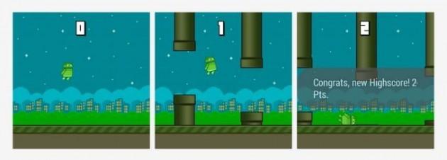 Flappy Bird: l'odissea continua, nato un clone per smartwatch Android Wear