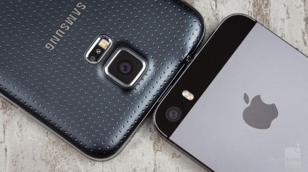 Report: iPhone 5s più venduto di S5 a maggio