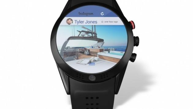 The Arrow: ecco lo smartwatch con fotocamera ruotabile da 8 megapixel