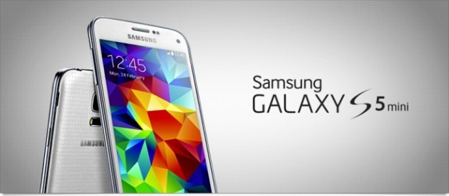 Samsung Galaxy S5 Mini ufficiale: display HD da 4.5