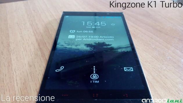 Kingzone K1 Turbo: La recensione