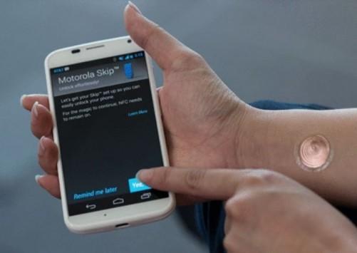 Motorola lancia il primo