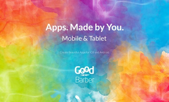 [Sponsored] GoodBarber: Quando creare apps diviene un piacere