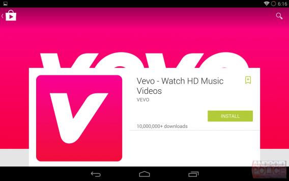 Google: il Play Store presto subirà un restyling in stile Material Design [FOTO]