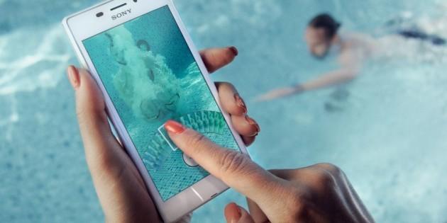 Sony Xperia M2 Aqua: lo smartphone economico resistente all'acqua