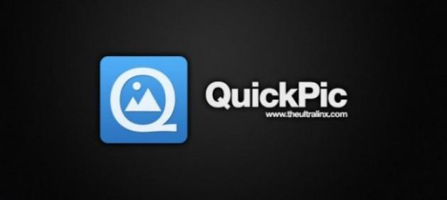 [App Spotlight] QuickPic si aggiorna alla versione 3.7 e porta alcune novità