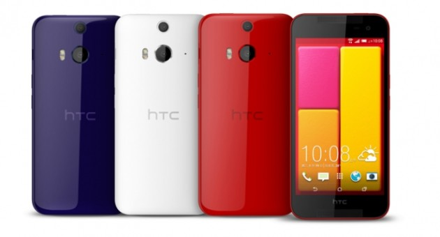 HTC Butterfly 2 presentato ufficialmente: Snadragon 801, camera da 13MP e display FHD