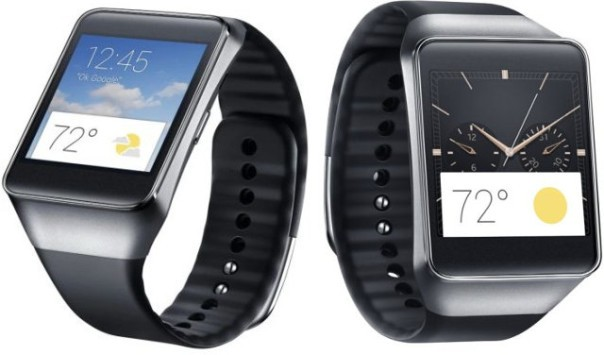 Samsung Gear Live riceve ufficialmente Android Wear 4.4W2