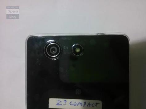 Sony Xperia Z3 Compact, eccolo in nuove immagini