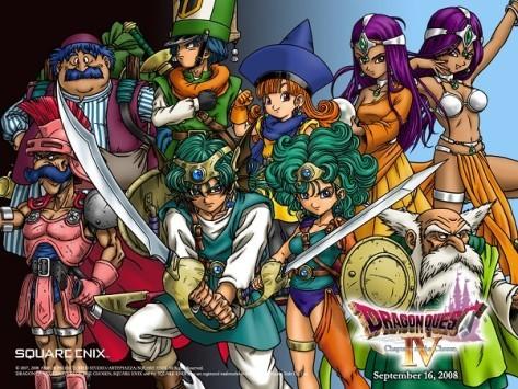 Dragon Quest IV approda sul Google Play Store