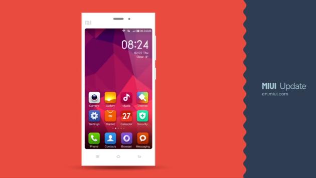 La MIUI V6 per Xiaomi Mi2 e Mi2s potrebbe essere basata su Android 4.1