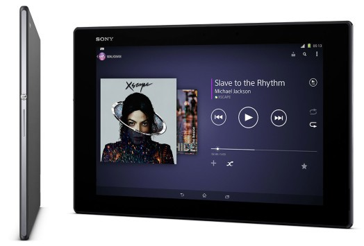 Sony: pronto un tablet da 12