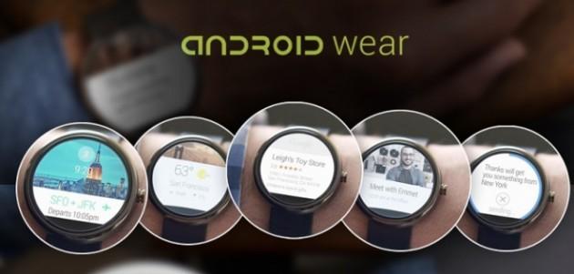 Google presenta le prossime novità di Android Wear