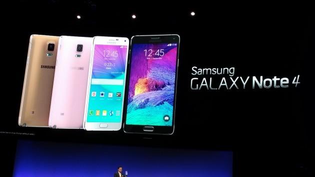 Samsung: rilasciati i primi spot per Galaxy Note 4 e Gear S