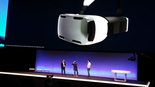 Samsung Gear VR: un'infografica ne mostre le caratteristiche