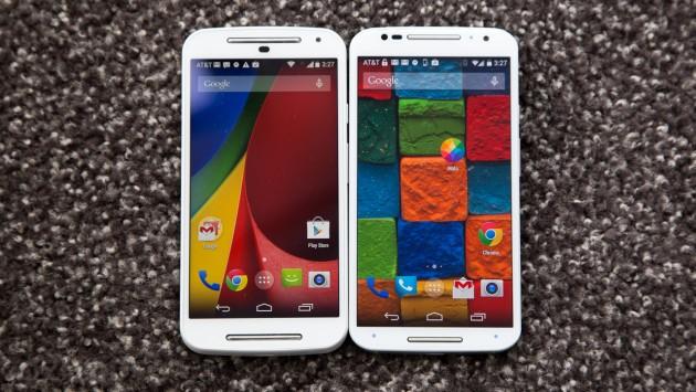 Motorola Moto G 2014 riceve un primo aggiornamento software