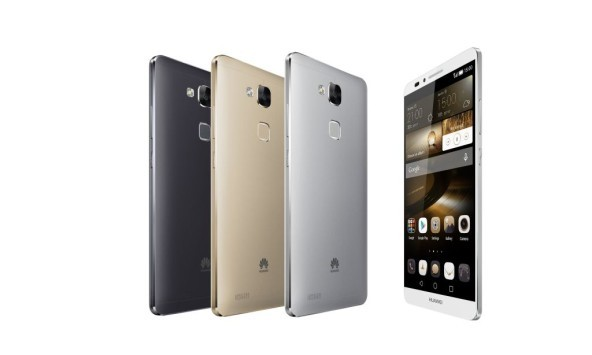 Huawei Ascend Mate 7 si mostra in video con Android 5.1 Lollipop