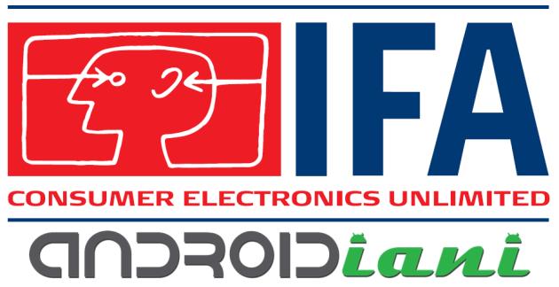 IFA 2015: Segui il team di Androidiani a Berlino!