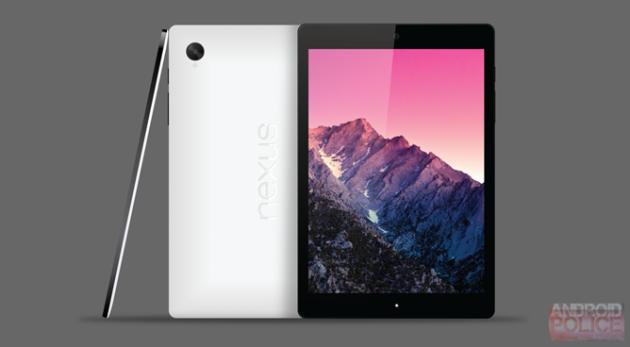HTC Nexus 9: presentazione l'8 ottobre?