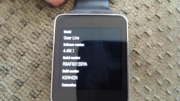 Gear Live e Moto 360 si aggiornano ad Android Wear 4.4W1