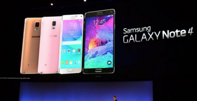 Samsung anticiperà il lancio di Galaxy Note 4 per contrastare le vendite di iPhone 6
