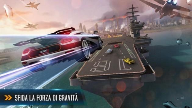 Asphalt 8: Airborne riceve un importante aggiornamento su Android