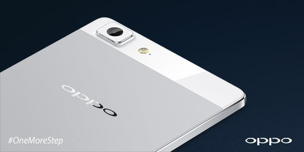 Oppo svela R5, lo smartphone più sottile al mondo: appena 4.85mm