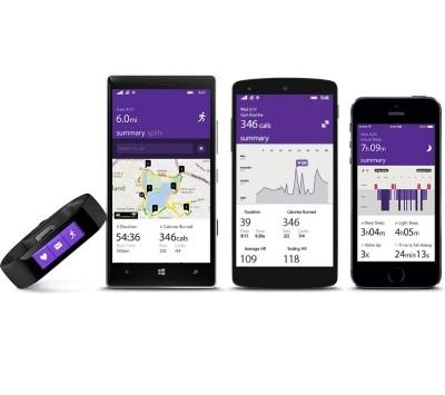 Microsoft svela ufficialmente Band: il nuovo wearable compatibile con Android, iOS e Windows Phone