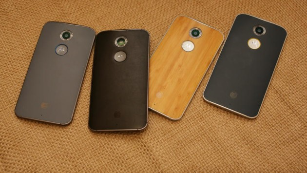 Moto X 2014 è disponibile in UK tramite Moto Maker