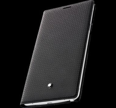 Montblanc Extreme Cover: la cover per Galaxy Note 4 da 190€