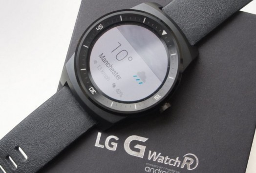 LG G Watch R arriverà in Italia da metà Novembre [UPDATE: in Italia a 269€]
