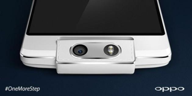 Oppo presenta ufficialmente N3: smartphone con fotocamera rotante da 16MP