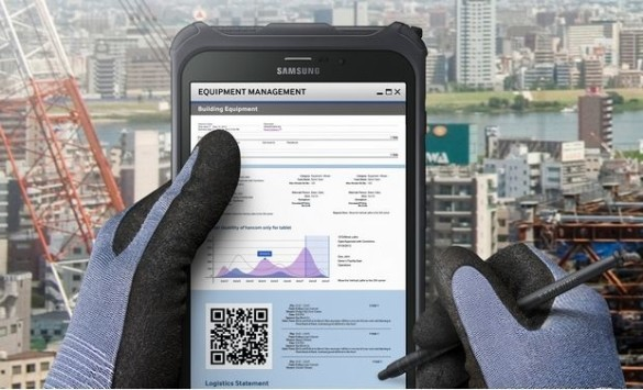 Samsung annuncia ufficialmente il Galaxy Tab Active
