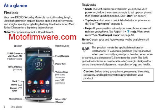 Motorola: il DROID Turbo arriverà con una batteria da 3900mAh