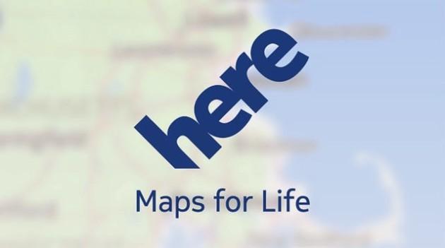 HERE Maps si aggiorna su Android, iOS e Windows