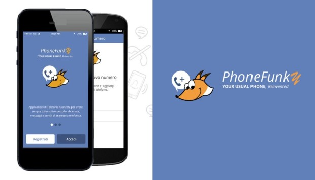 App PhoneFunky: alternativa free ai servizi pay di TIM e Vodafone
