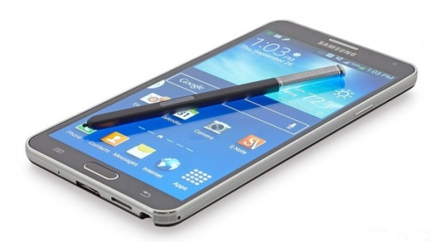 Samsung Galaxy Note 4,  ecco l'hands-on ufficiale